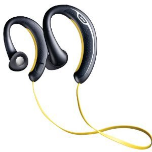 Jabra SPORT Bluetooth Stereo Headset - Black Yellow
