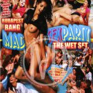Mad Sex Party Budapest Bang Wet  DVD