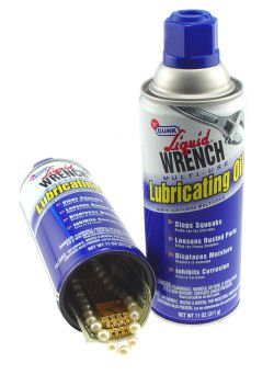 Can Safe - Liquid Wrench - hide valuables in plain view