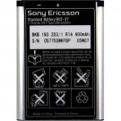 Sony Ericsson Battery BST-37 for Sony Ericsson W800, W810i, Z300, Z520a