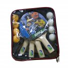 JOOLA HIT Recreational Racket Table Tennis Set