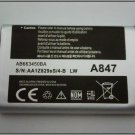 SAMSUNG AB663450BA BATTERY SAMSUNG A847 RUGBY 2 II