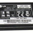 LG Battery LGIP-340N Rumor2 Rumor 2 GR700 Vu Plus LX265 IP-340N