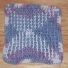 Potholder Hotpad Handmade Crocheted