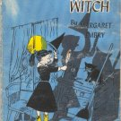 The Blue Nosed Witch By Margaret Embry Softcover Book 1967