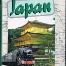 World's Greatest Train Ride Videos Japan VHS Video Tape
