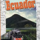 World's Greatest Train Ride Videos Ecuador VHS Tape