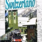 World's Greatest Train Ride Videos Switzerland VHS Tape