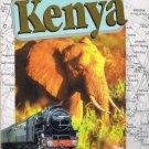 World's Greatest Train Ride Videos Kenya VHS Tape
