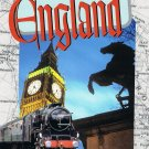 World's Greatest Train Ride Videos England VHS