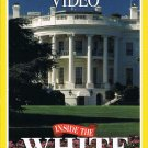 Inside The White House National Geographic Video VHS