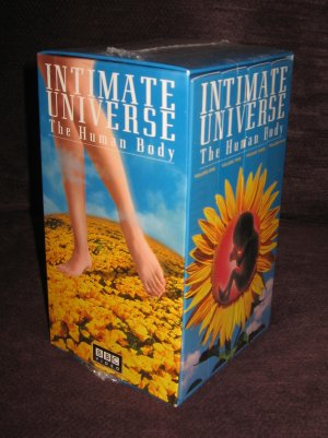 Intimate Universe The Human Body Boxed Set Videos