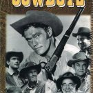 T.V. Cowboys Television Classics 6 Hour Video Death Valley Days Wagon Train & More