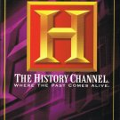 2001 A Year For History Video A&E And The History Channel