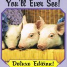 The Cutest Pigs You'll Ever See Deluxe Edition Video