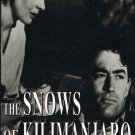 The Snows Of Kilimanjaro Movie Video Gregory Peck Susan Hayward