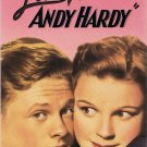Love Finds Andy Hardy Video Mickey Rooney Judy Garland Movie