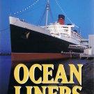 Ocean Liners Modern Marvels A&E Video VHS