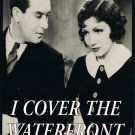 I Cover The Waterfront Movie Video Hollywood Classics Claudette Colbert Ben Lyon