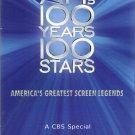 American Film Institute AFI's 100 Years 100 Stars Video America's Greatest Screen Legends