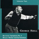 Chicago Symphony Orchestra Historic Telecasts Vol. Two Video George Szell