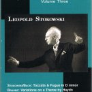 Chicago Symphony Orchestra Historic Telecasts Vol. Three Video Leopold Stokowski