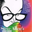 Steve Allen's 75th Birthday Celebration Video VHS