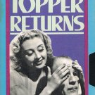 Topper Returns Video Film Roland Young Joan Blondell Eddie Anderson