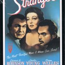 The Stranger Film Classics Video Orson Welles Edward G. Robinson Movie 1946