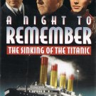 A Night To Remember Video The Sinking Of The Titanic Movie