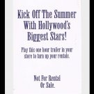 In Store Trailer Video Blockbuster Summer 1993