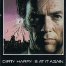 Sudden Impact Clint Eastwood Video Dirty Harry Movie