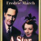 A Star Is Born Video Janet Gaynor Fredric March Movie