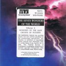 The Seven Wonders Of The World Volume 2 TLC Video Wonders Of The East Ghosts Of Wonder