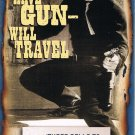 Richard Boone Have Gun Will Travel Video Volume 1 Original Pilot 2 Episodes