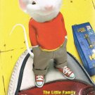 Stuart Little Movie Video VHS Michael J. Fox Geena Davis Hugh Laurie