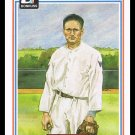 1983 Walter Johnson #2 Donruss Hall Of Fame Heroes Baseball Trading Card
