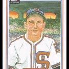 1983 Luke Appling #8 Donruss Hall Of Fame Heroes Baseball Trading Card