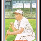 1983 Johnny Mize #10 Donruss Hall Of Fame Heroes Baseball Trading Card