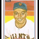 1983 Monte Irvin #15 Donruss Hall Of Fame Heroes Baseball Trading Card