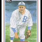 1983 Burleigh Grimes #21 Donruss Hall Of Fame Heroes Baseball Trading Card