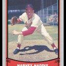 1988 Harvey Haddix #11 Baseball Legends Trading Card Pacific