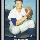 1988 Jim Bouton #20 Baseball Legends Trading Card Pacific