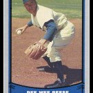 1988 Pee Wee Reese #21 Baseball Legends Trading Card Pacific