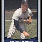 1988 Mel Stottlemyre #22 Baseball Legends Trading Card Pacific