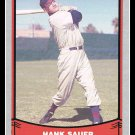 1988 Hank Sauer #23 Baseball Legends Trading Card Pacific