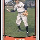 1988 Al Dark #28 Baseball Legends Trading Card Pacific