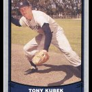 1988 Tony Kubek #29 Baseball Legends Trading Card Pacific