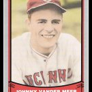 1988 Johnny Vander Meer #30 Pacific Baseball Legends Trading Card