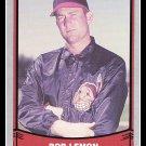 1988 Bob Lemon #32 Pacific Baseball Legends Trading Card